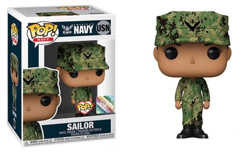 Funko Military US Navy Working Uniform Female 2 Vinyl Figure (Pre-Order ships November)