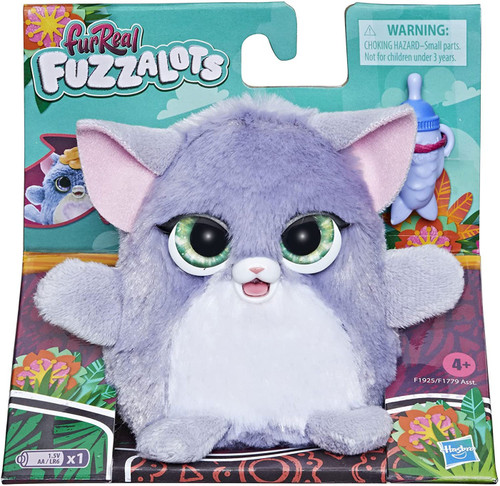 FurReal Fuzzalots Kitty Interactive Pet