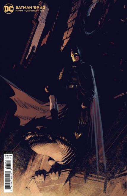 DC Comics Batman '89 #3B Comic Book