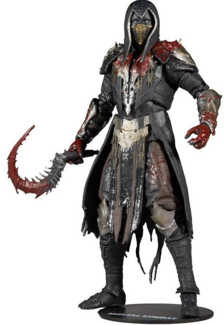 McFarlane Toys Mortal Kombat 11 Series 6 Noob Saibot Exclusive Action Figure [Bloodied, Kilgore Skin] (Pre-Order ships November)