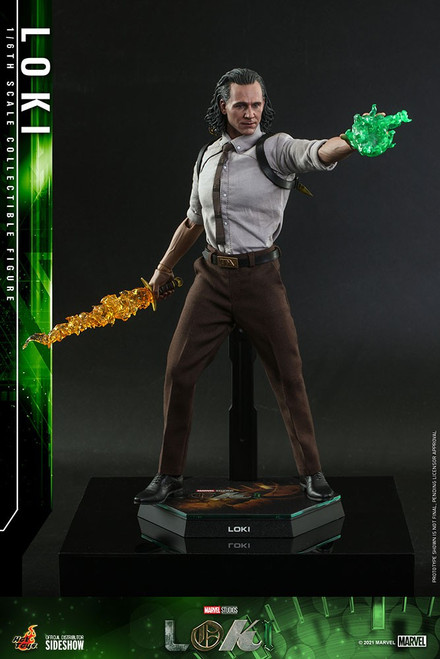 Marvel Movie Masterpiece Loki Collectible Figure [TVA] (Pre-Order ships March 2023)