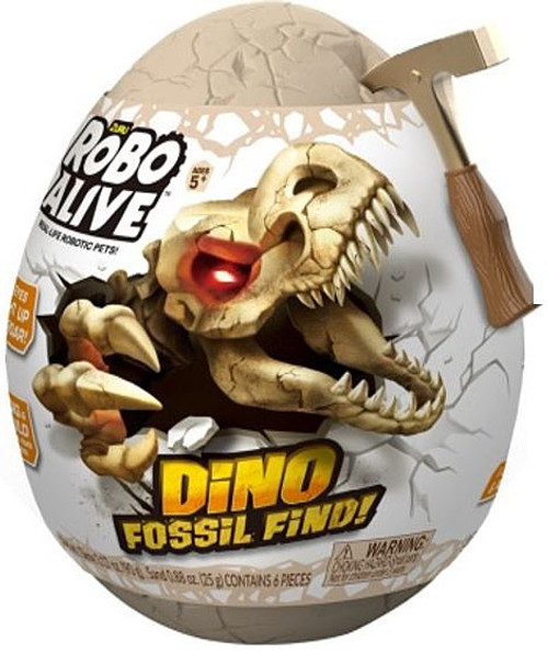 Robo Alive Dino Fossil Find! Mystery Pack (Pre-Order ships January)