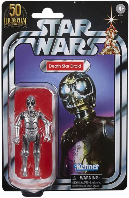 Star Wars Black Series Lucasfilm 50th Anniversary Death Star Droid Action Figure