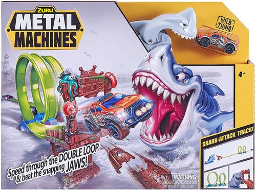 Metal Machines Shark Attack Track Set