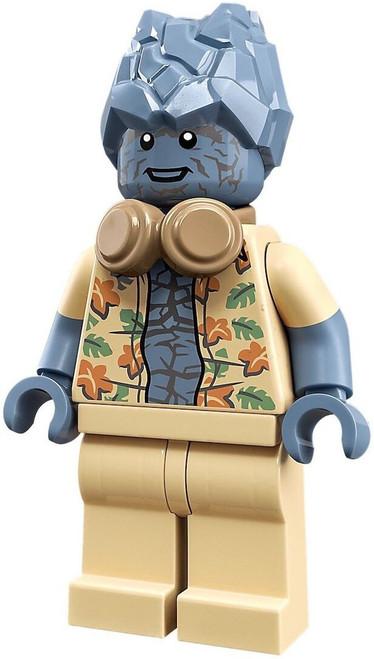 LEGO Marvel Super Heroes Avengers Endgame Korg Minifigure [Loose]
