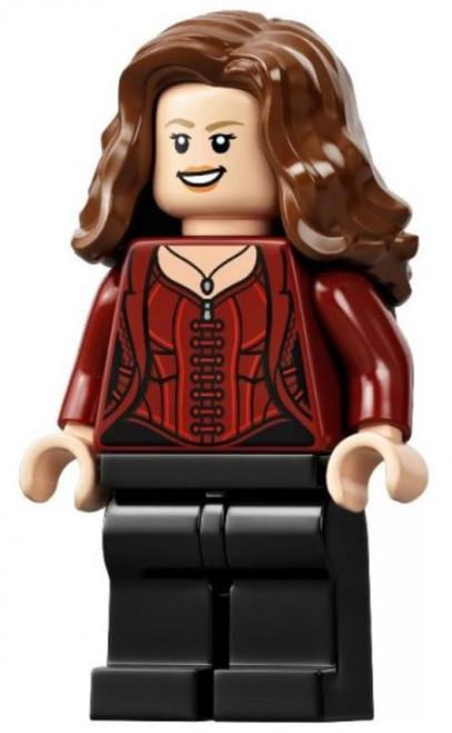 LEGO Marvel Super Heroes Avengers Endgame Scarlet Witch Minifigure [Loose]
