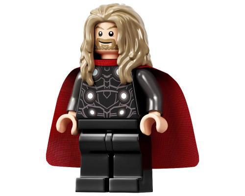 LEGO Marvel Super Heroes Avengers Endgame Thor Minifigure [Long Hair Loose]