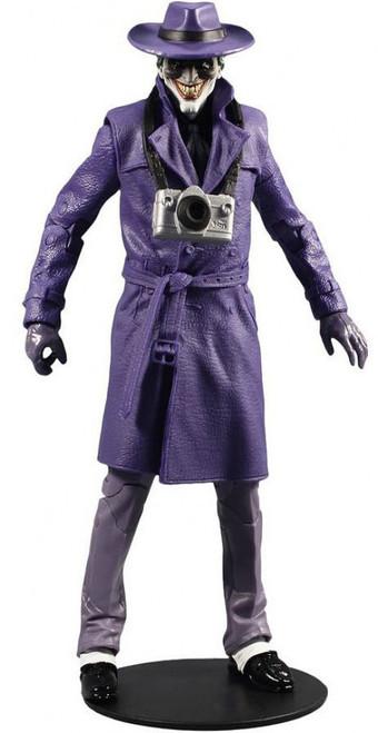 McFarlane Toys DC Multiverse Batman: Three Jokers The Joker: The Comedian Exclusive Action Figure (Pre-Order ships January)