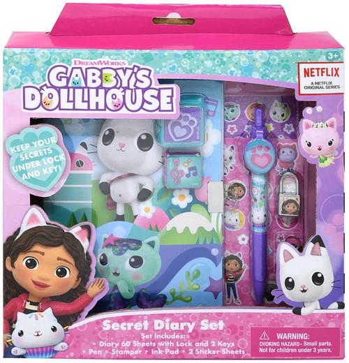 Gabby's Dollhouse Secret Diary Set