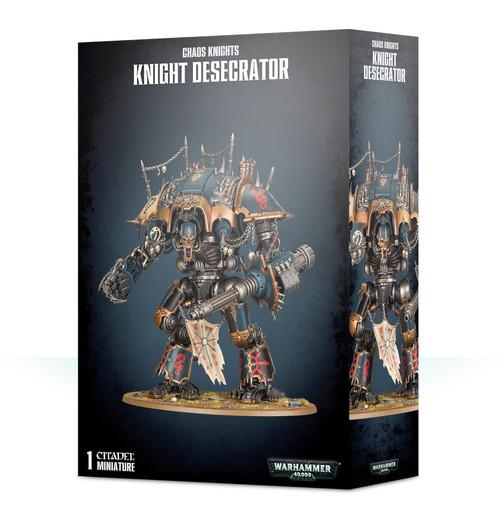 Warhammer 40,000 Chaos Knights Knight Desecrator