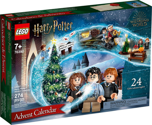 LEGO Harry Potter 2021 Advent Calendar Set #76390