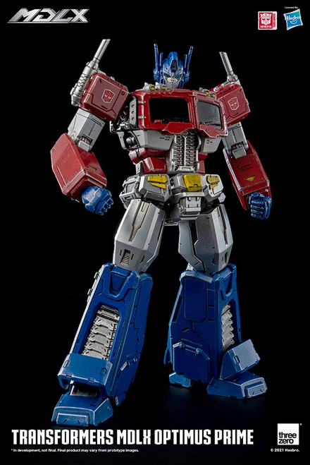 """Transformers MDLX Articulated Figures Series Optimus Prime 7-Inch 7"""" Scale Figure (Pre-Order ships August)"""