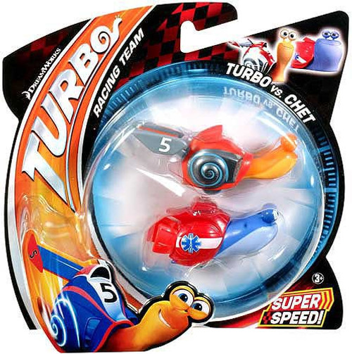 Turbo vs Chet Vehicle 2-Pack