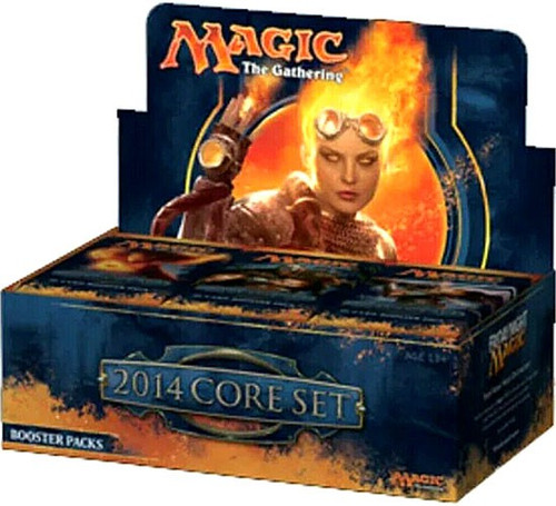 MtG Trading Card Game 2014 Core Set Booster Box [36 Packs]