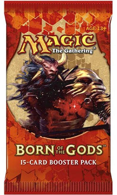 MtG Trading Card Game Born of the Gods Booster Pack [15 Cards]