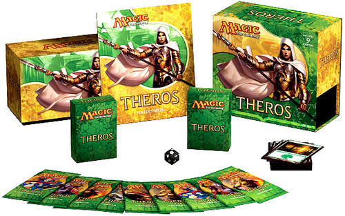 MtG Trading Card Game Theros Fat Pack