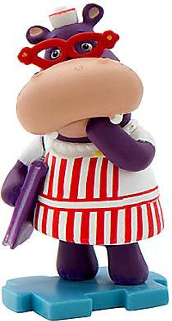Disney Doc McStuffins Hallie 3-Inch PVC Figure [Hippo Loose]