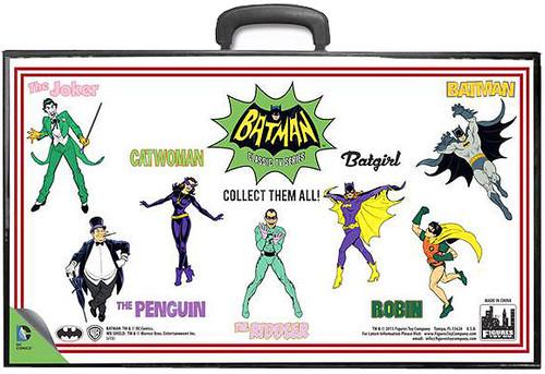 Batman Classic TV Series Full Body Comic Art Action Figure Case
