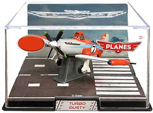 Disney Planes Dusty Exclusive Diecast Vehicle [Turbo]