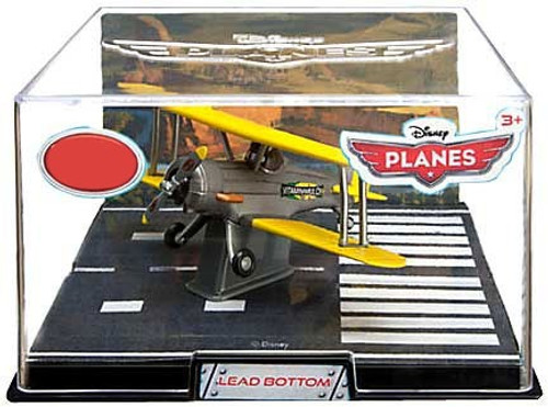 Disney Planes Lead Bottom Exclusive Diecast Vehicle