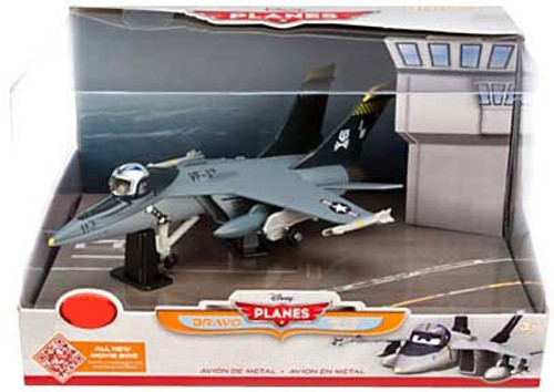Disney Planes Bravo Exclusive Diecast Vehicle