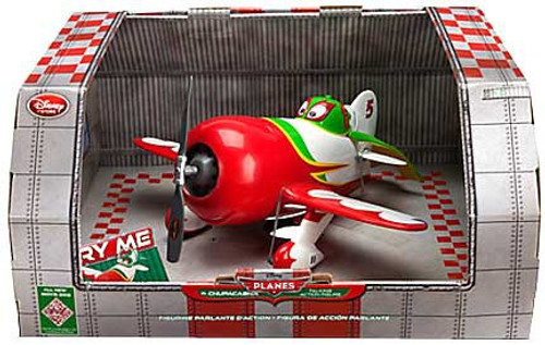 Disney Planes El Chupacabra Exclusive Action Figure [Talking]