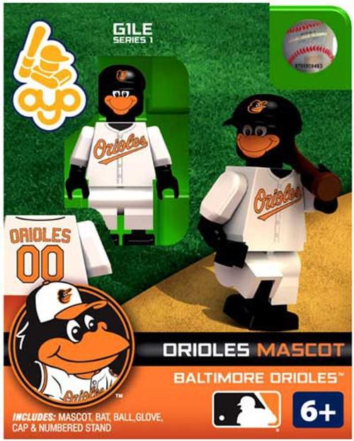 Baltimore Orioles MLB Generation 1 Series 1 The Oriole Bird Minifigure