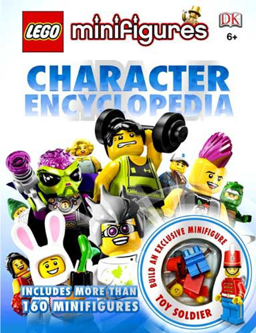 Minifigures LEGO Minifigure Character Encyclopedia