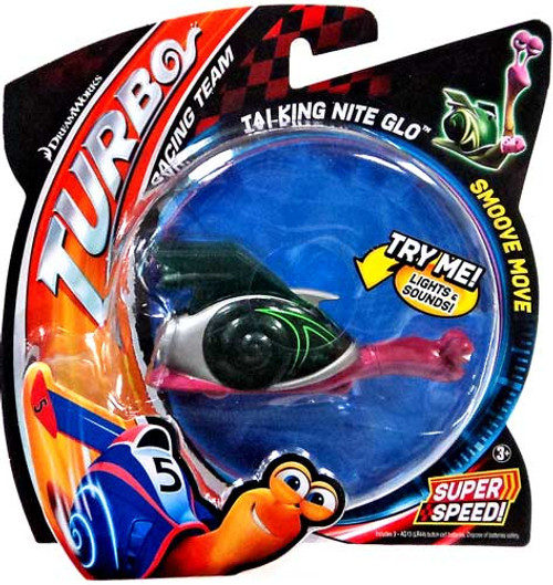 Turbo Talking Nite Glo Smoove Move Figure