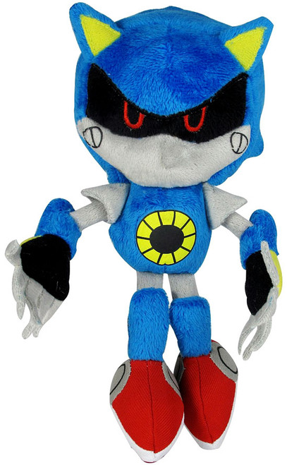 Sonic The Hedgehog Metal Sonic 7.5-Inch Plush [Classic]