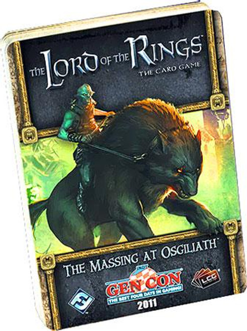 The Lord of the Rings The Card Game Lord of the Rings LCG The Massing at Osgiliath Adventure Pack