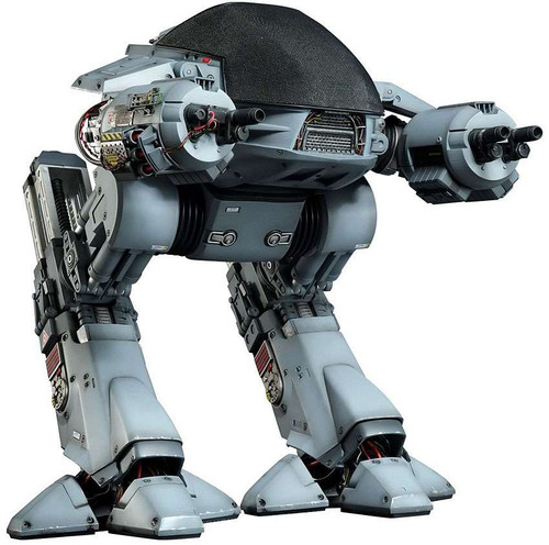 RoboCop Movie Masterpiece ED-209 Collectible Figure [Sound Effects]