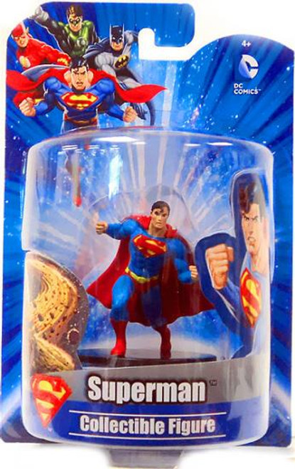 DC Superman 4-Inch Collectible Figure
