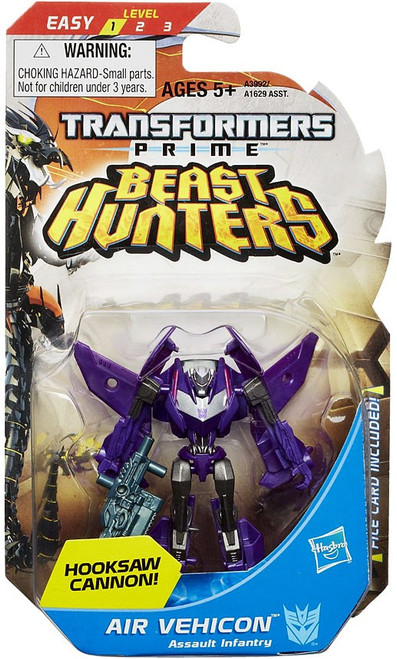 Transformers Prime Beast Hunters Air Vehicon Legion Action Figure