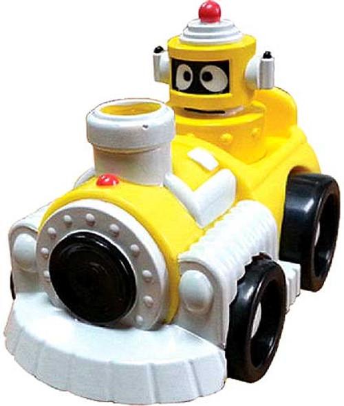 Yo Gabba Gabba Plex Vehicle