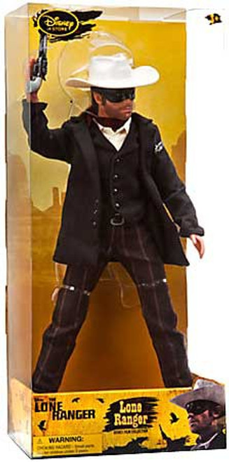 Disney The Lone Ranger Lone Ranger Exclusive Deluxe Action Figure