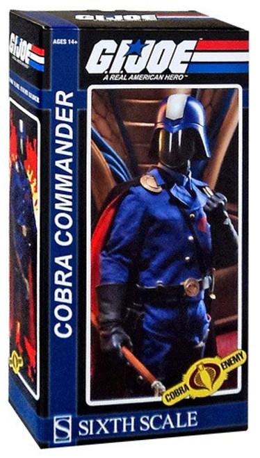 GI Joe Cobra Enemy Cobra Commander Collectible Figure [The Dictator]