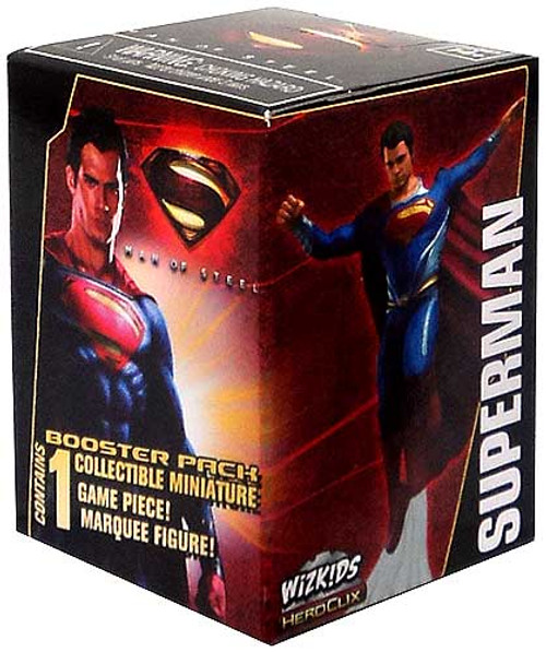 Superman HeroClix Man of Steel Marquis Figure