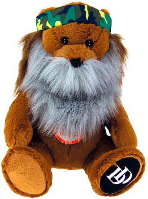 Duck Dynasty Bears with Beards Phil 8-Inch Plush [With Sound]