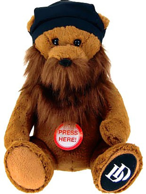 Duck Dynasty Bears with Beards Jase 8-Inch Plush [With Sound]