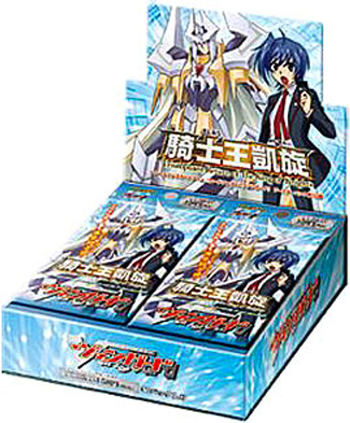 Cardfight Vanguard Trading Card Game Triumphant Return of the King of Knights Booster Box VGE-BT10 [30 Packs]