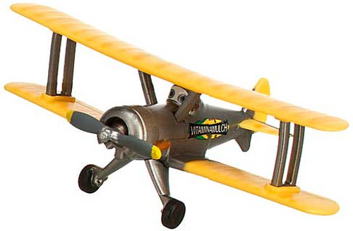 Disney Planes Lead Bottom Exclusive PVC Figure [Loose]