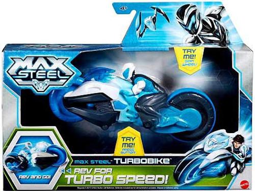 Max Steel Turbobike Vehicle