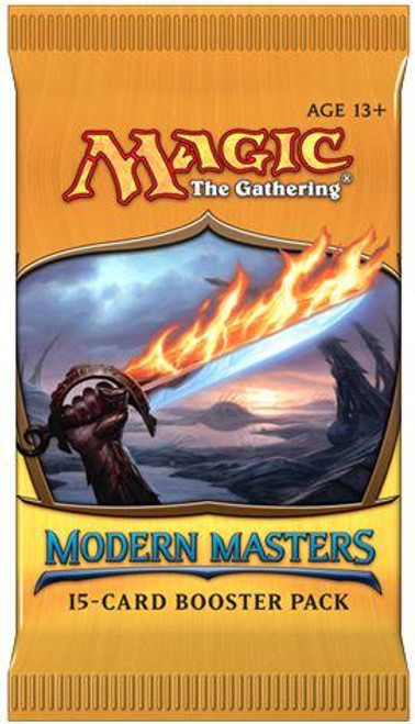 MtG Trading Card Game 2014 Modern Masters Booster Pack