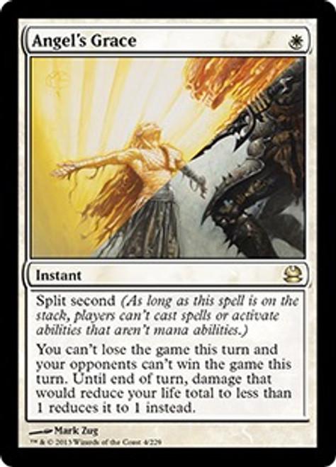 MtG Modern Masters Rare Angel's Grace #4