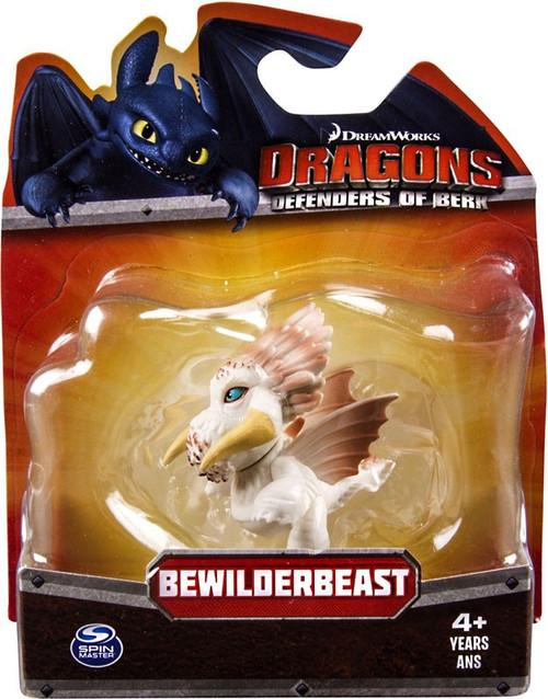 How to Train Your Dragon Dragons Defenders of Berk Bewilderbeast 3-Inch Mini Figure