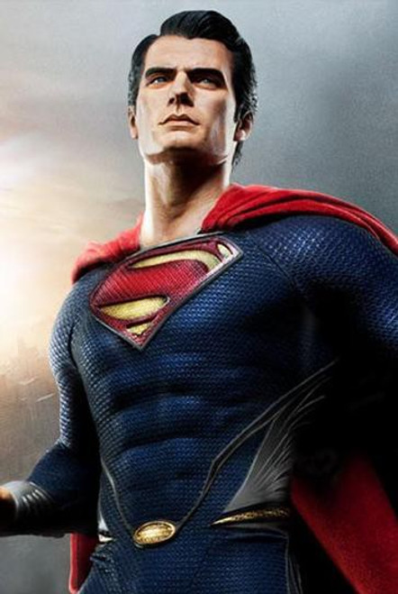 DC Man of Steel Premium Format Superman Statue [Man of Steel]