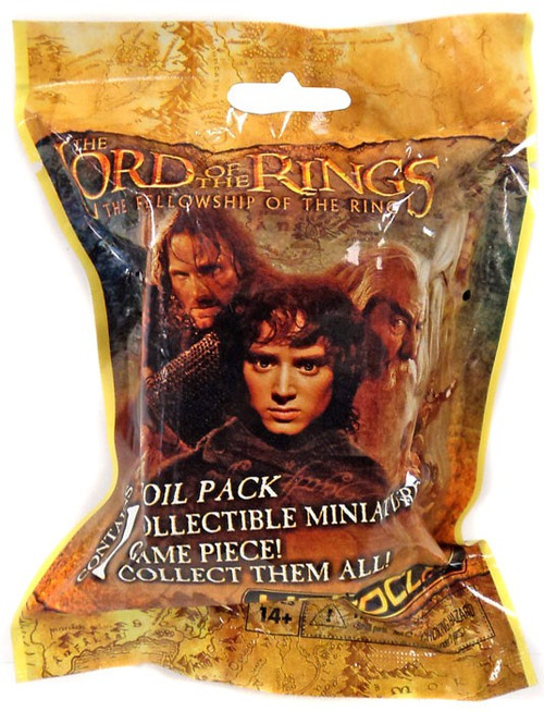 The Lord of the Rings HeroClix The Fellowship of the Ring Gravity Feed Pack