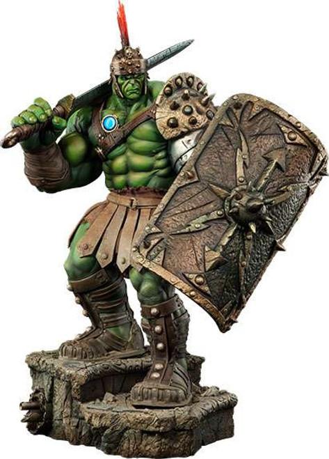 Marvel Premium Format Polystone Gladiator Hulk Statue