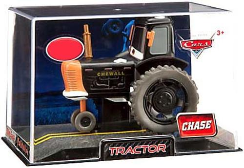 Disney / Pixar Cars 1:43 Collectors Case Tractor Exclusive Diecast Car